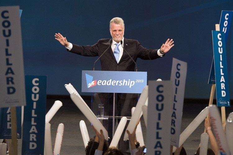 Philippe Couillard aimerait que le Québec se prépare... (Photo: PC)