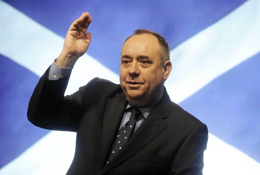 Le premier ministre écossais Alex Salmond.... (PHOTO ANDY BUCHANAN, ARCHIVES AFP)