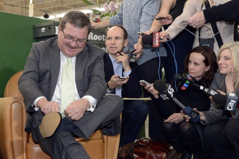 Jim Flaherty... (PHOTO AARON HARRIS, PC)