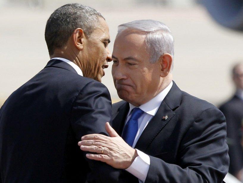 Le premier ministre israélien Benjamin Netanyahou a accueilli... (Photo Jason Reed, Reuters)