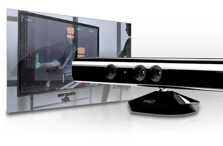 Il ne faut qu'un projecteur, un système Kinect et un PC Windows 8 pour que le...