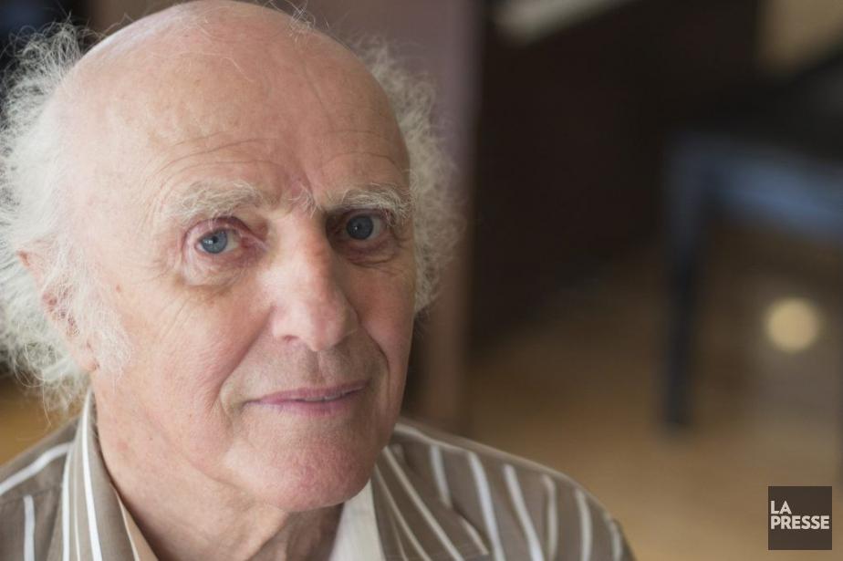 Gilles Vigneault... (Photo Ninon Pednault, La Presse)