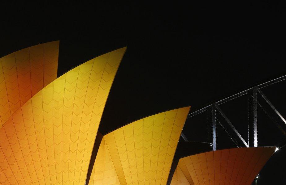 L'opéra de Sydney la nuit | 22 mars 2013