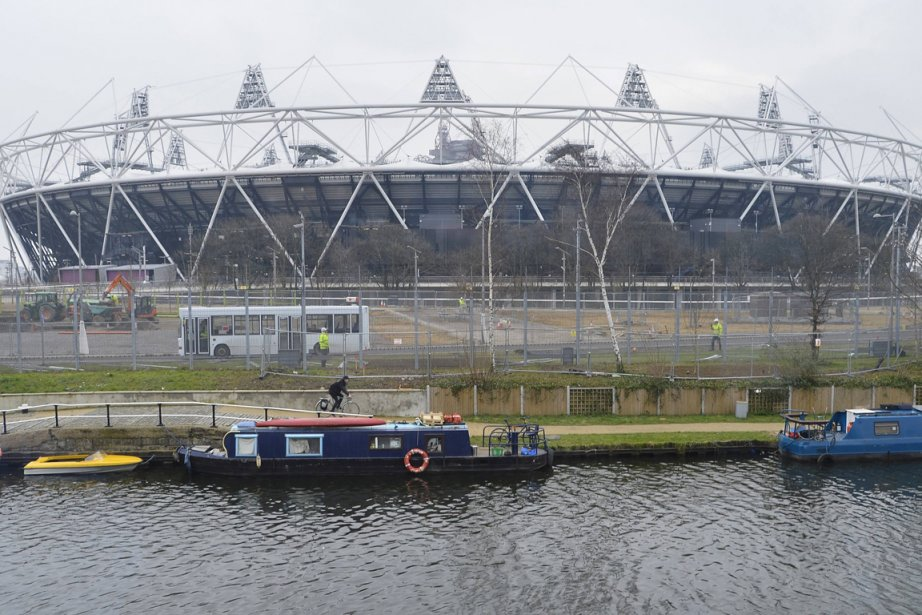 Le stade olympique construit pour les Jeux de... (Photo Toby Melville, reuters)