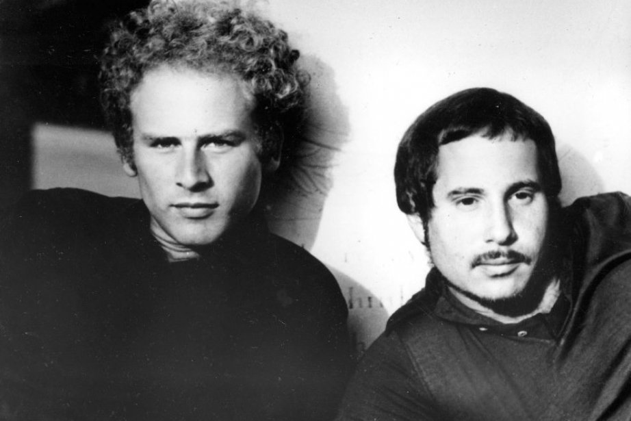 Art Garfunkel et Paul Simon de Simon and... (Photo: archives AP)