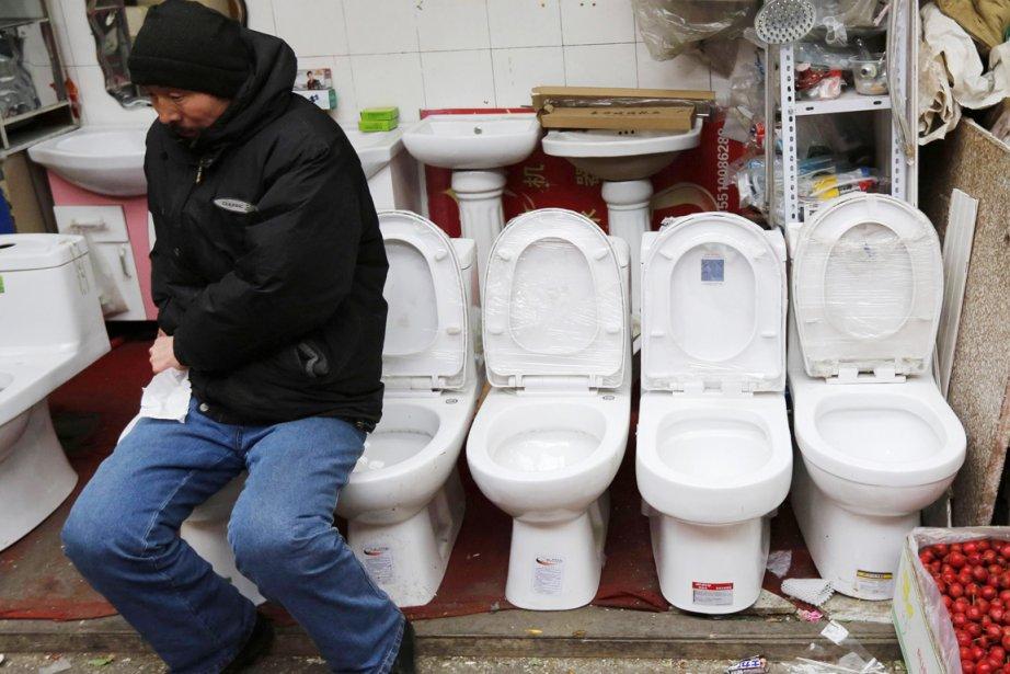 """Quelque 2,5 milliards d'humains n""""ont pas accès à... (PHOTO KIM KYUNG-HOON, REUTERS)"""