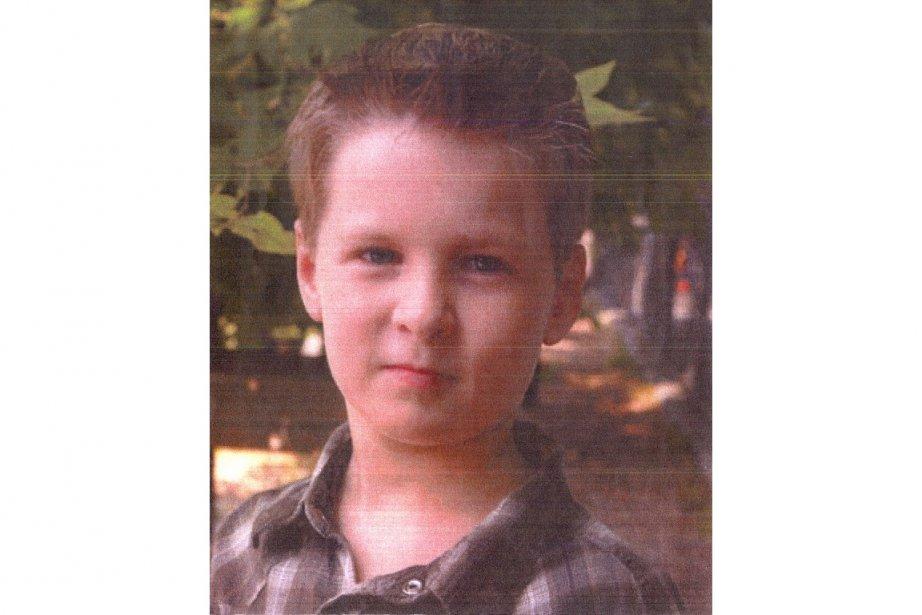 Charles-Antoine Brousseau-Leclerc, 9 ans, est disparu vendredi.... (Photo fournie par le SPVM)