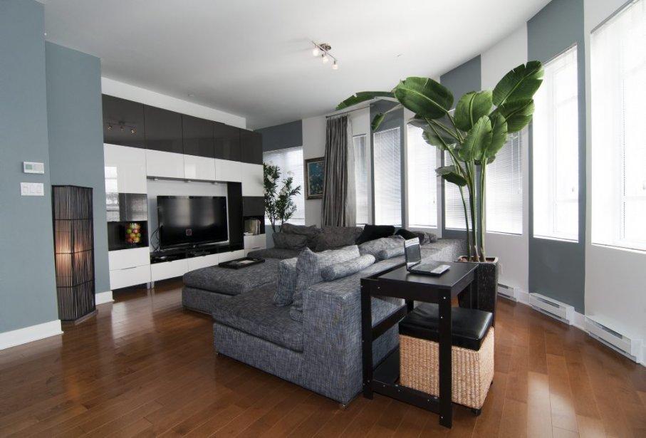 Un condo de luxe pr s du carrefour laval val rie v zina for Decoration maison laval