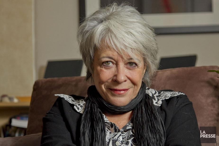 Louise Forestier... (Photo: archives La Presse)