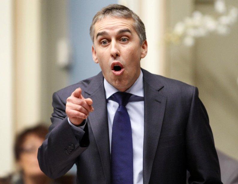 Le ministre québécois des Finances, Nicolas Marceau.... (Photo Clément Allard, Reuters)