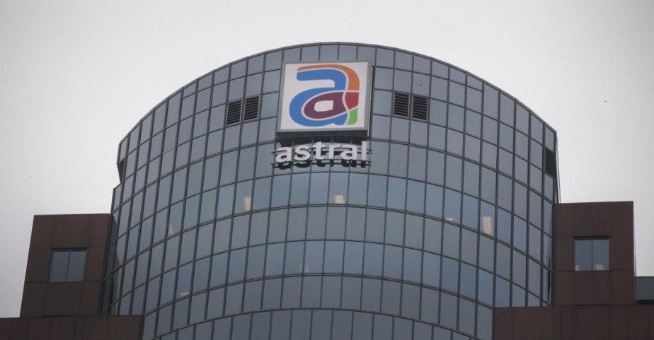 La saga de l'achat d'Astral par Bell aura... (Photo La Presse, archives)