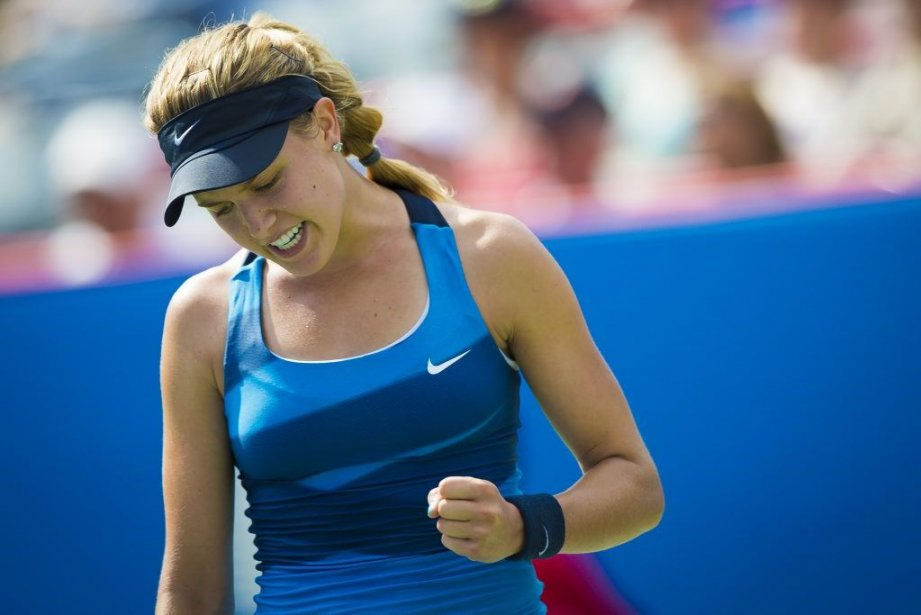 Opposée à la Russe Maria Sharapova, son idole... (Photo André Pichette, archives La Presse)