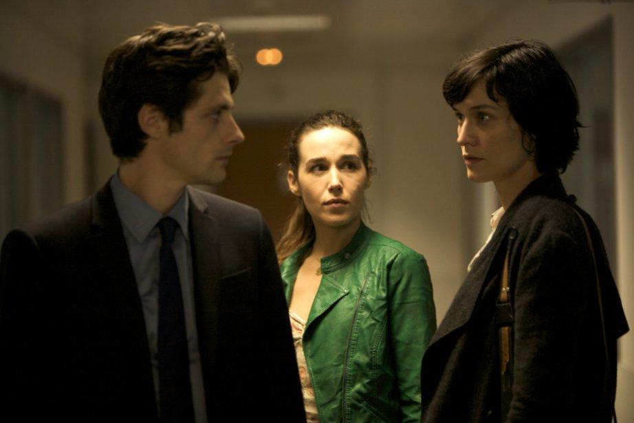 Raphaël Personnaz, Arta Dobroshi et Clotilde Hesme incarnent... (PHOTO FOURNIE PAR UNIFRANCE)