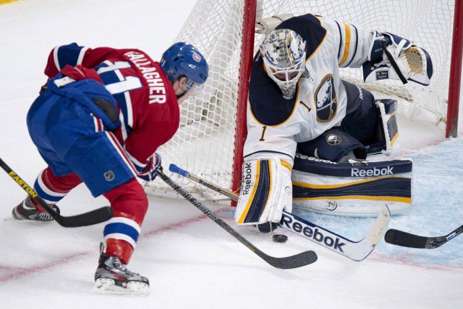 Que deux équipes de la LNH s'affrontent deux... (Photo : Paul Chiasson, archives PC)