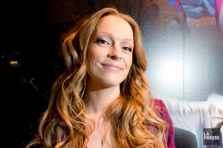 Annie Villeneuve... (PHOTO ALAIN ROBERGE, LA PRESSE)