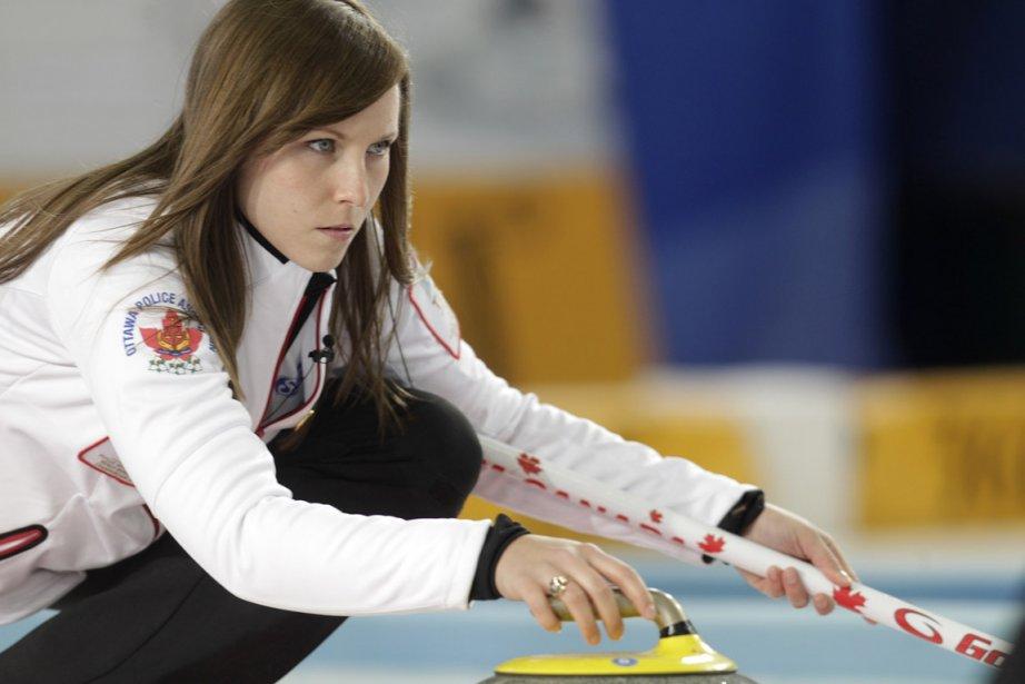 Rachel Homan... (Photo : Ints Kalnins, Reuters)