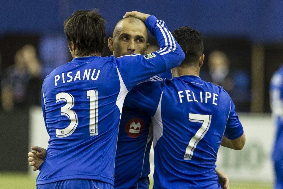 Andrea Pisanu, Marco Di Vaio et Felipe... | 2013-03-23 00:00:00.000