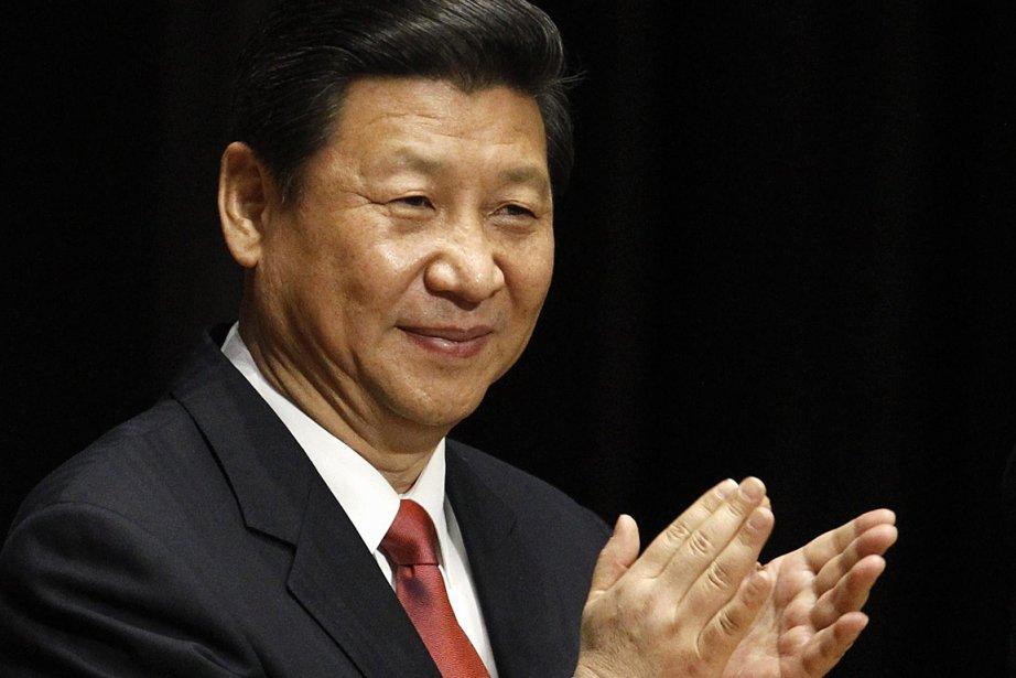 Le président chinois Xi Jinping.... (Photo: Reuters)