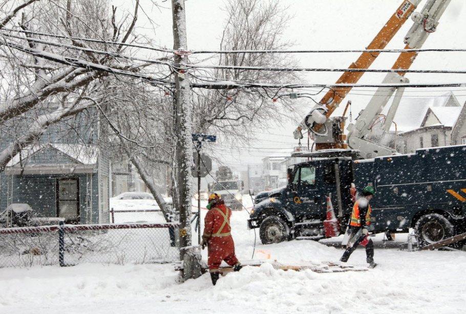 Le prix de l'électricité a flambé pendant l'hiver en Nouvelle-Angleterre, ce...