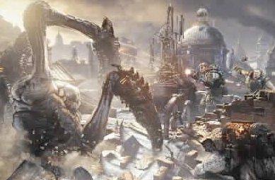 Petit dernier d'une série de jeux de tir qui aura marqué son époque, Gears of...