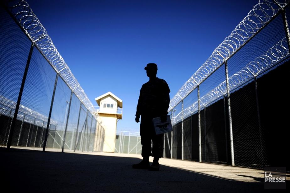 Surnommé «le Guantanamo afghan», Bagram était l'objet de... (PHOTO MASSOUD HOSSAINI, ARCHIVES AFP)