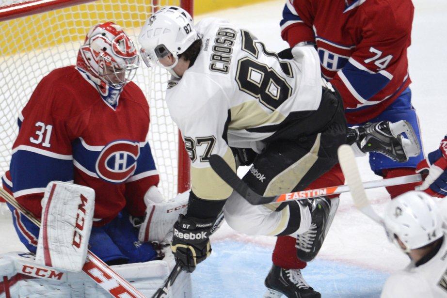Le Canadien affrontera Sidney Crosby et les Penguins,... (Photo Bernard Brault, La Presse)