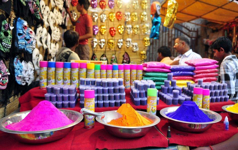 Allahabad, Inde | 25 mars 2013