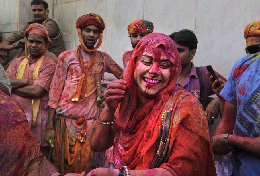 Nandgaon, Inde | 25 mars 2013
