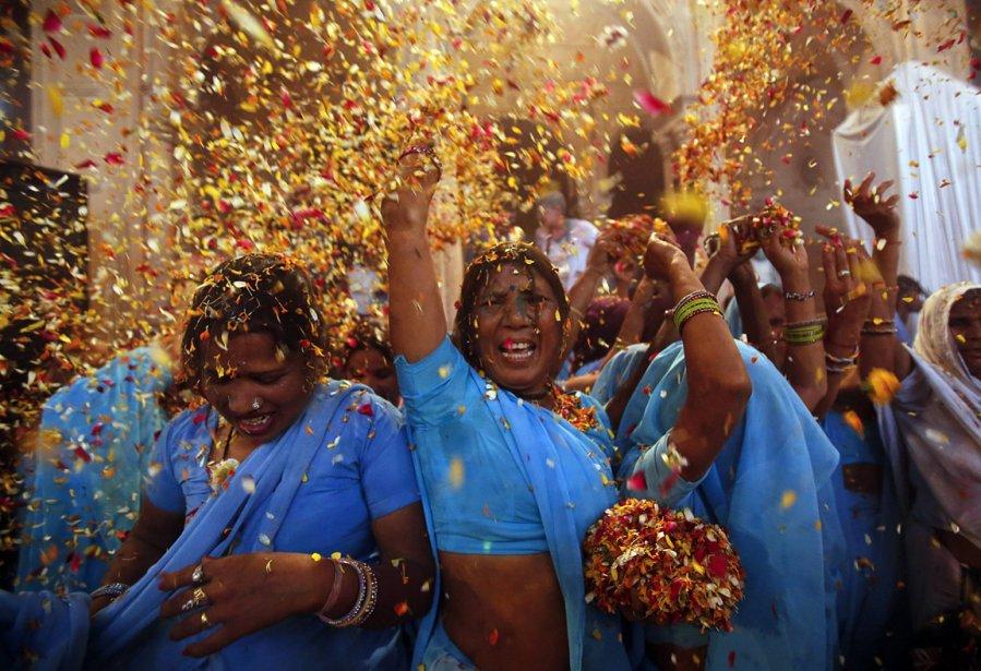 Vrindavan, Inde | 25 mars 2013