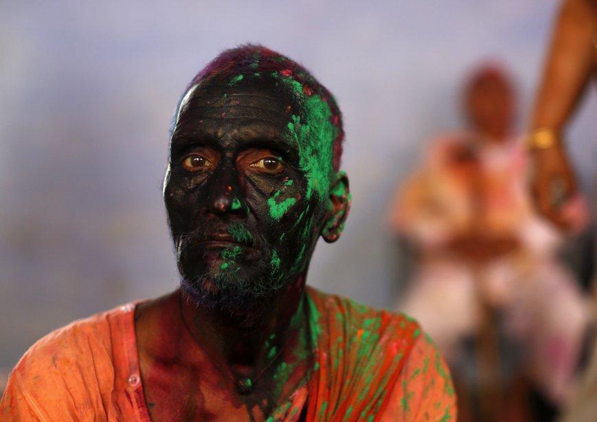 Uttar Pradesh, Inde | 25 mars 2013