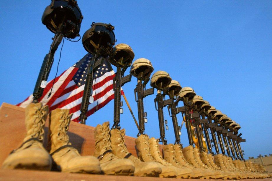 Le conflit irakien a coûté la vie à... (PHOTO CHRIS HELGREN, ARCHIVES REUTERS)