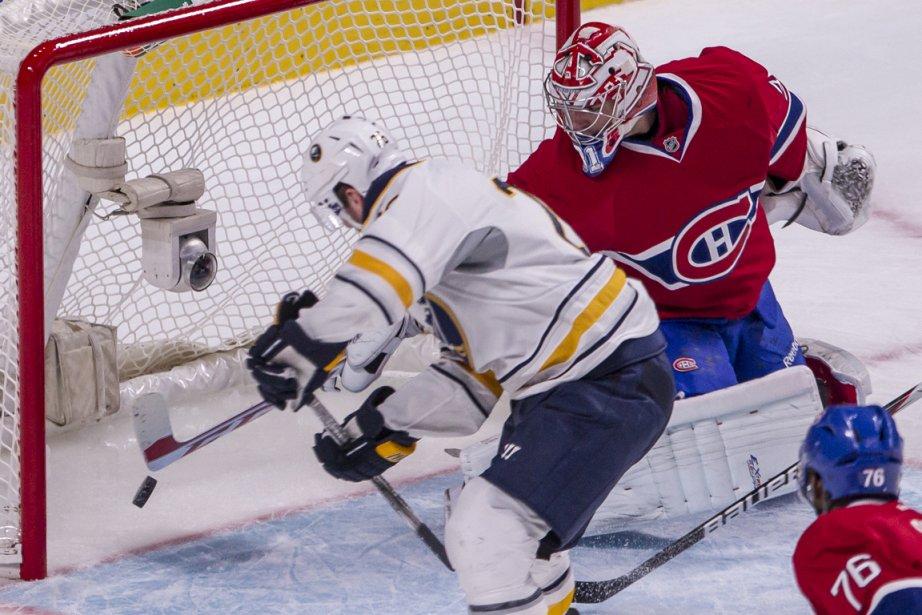 Le Canadien a encaissé deux revers contre les... (Photo Olivier PontBriand, La Presse)