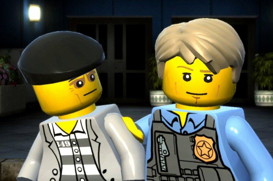 Exclusif à la Wii U, Lego City Undercover n'exploite aucune franchise populaire...