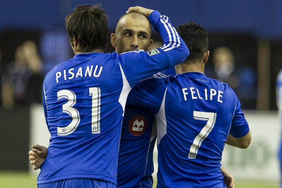 L'Impact a poursuivi son impressionnant début de saison... (Photo Olivier PontBriand, La Presse)