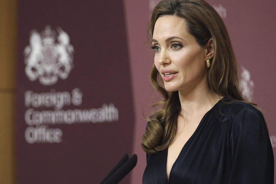 Angelina Jolie... (Photo: archives Reuters)