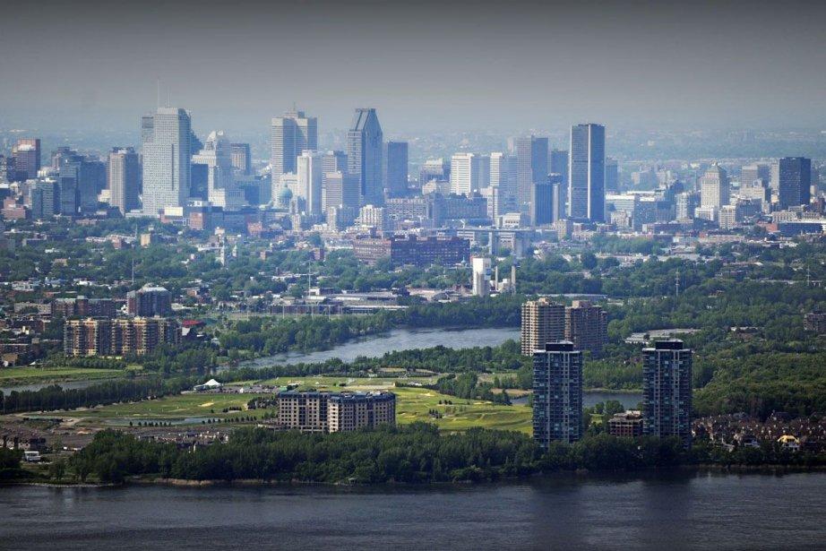 Montréal se classe maintenant au 16e rang parmi... (Photo Bernard Brault, archives La Presse)
