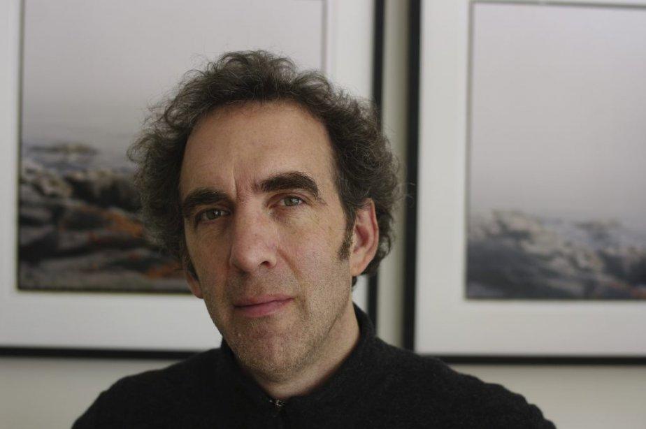 Le documentariste Sylvain L'Espérance... (Photo: fournie par Les films du tricycle)