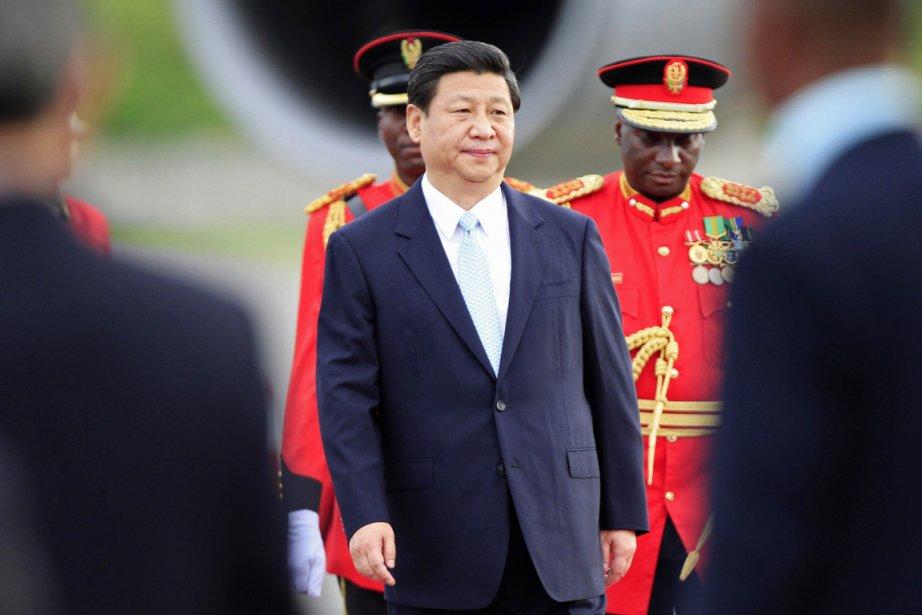 Le choix par Xi Jinping de la Tanzanie... (PHOTO THOMAS MUKOYA, REUTERS)