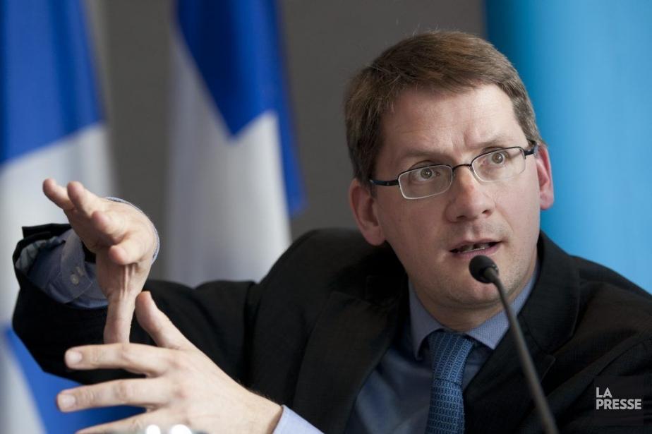 Sylvain Gaudreault... (Photo David Boily, La Presse)