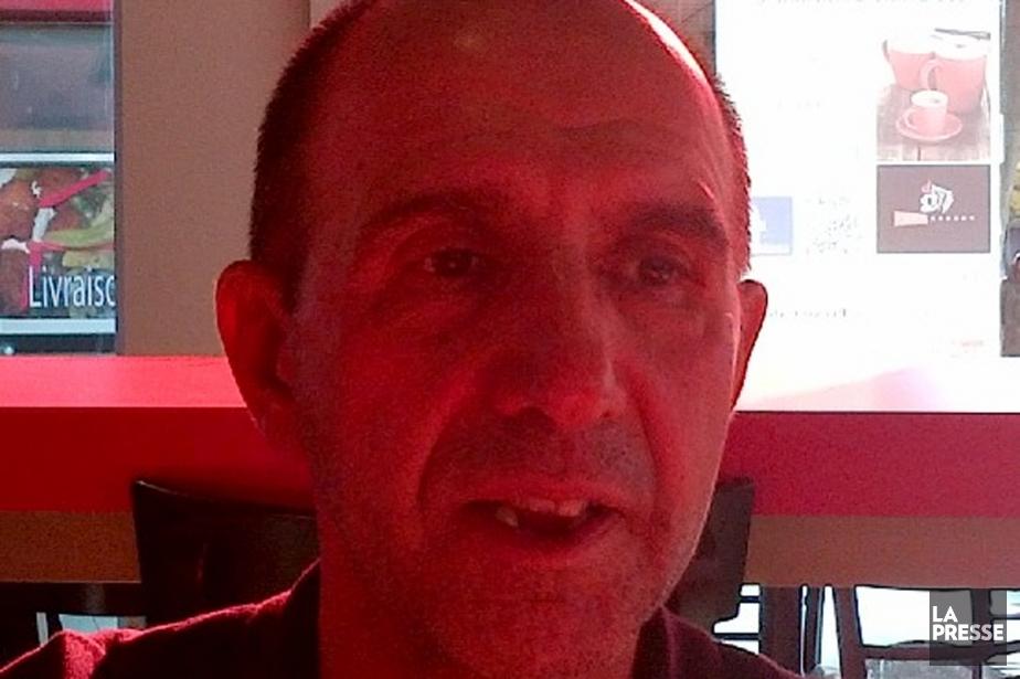 André Léveillé... (Photo fournie par le SPVM)