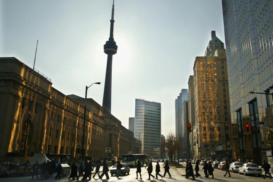 L'Ontario a perdu neuf sièges sociaux d'entreprises entre... (Photo archives PC)