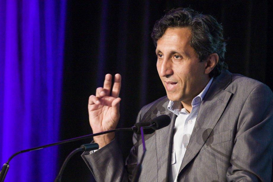 Amir Khadir, député du parti Québec solidaire.... (Photo Olivier Pontbriand/ La Presse)