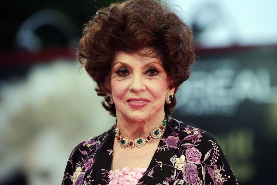 Gina Lollobrigida... (Photo: Reuters)