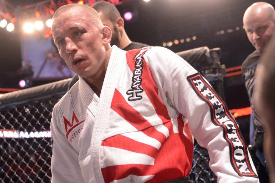 L'entraîneur Firas Zahabi avait déclaré à MMAFighting.com que... (Photo Bernard Brault, La Presse)
