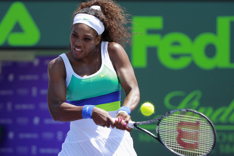 La numéro 1 mondiale Serena Williams.... (Photo Joe Skipper, Reuters)