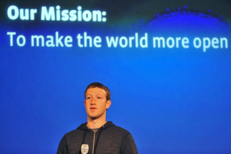 Mark Zuckerberg... (Photo: AFP)