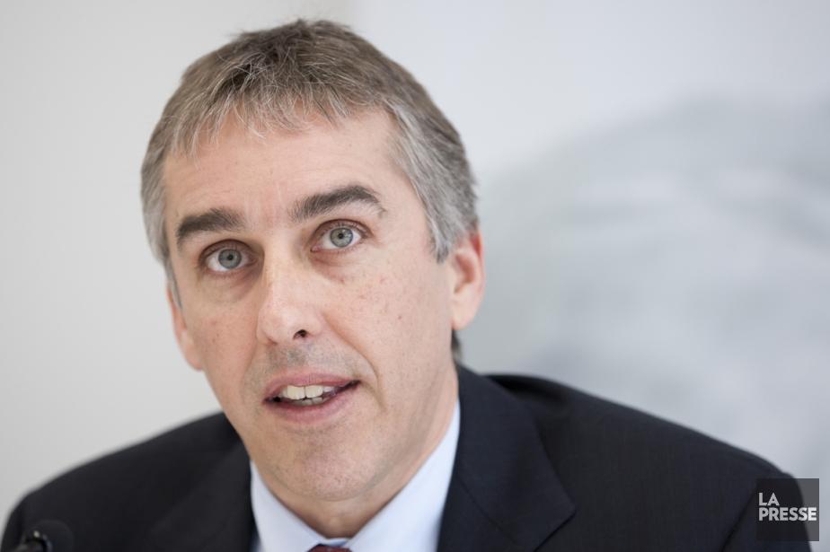 Nicolas Marceau, le ministre des Finances.... (PHOTO DAVID BOILY, LA PRESSE)