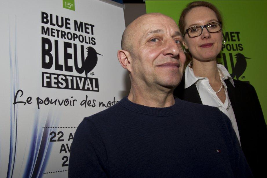 La directrice générale et artistique du festival Métropolis... (Photo: Olivier Jean, La Presse)