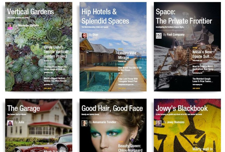 Flipboard inaugure une nouvelle version de son application dont la principale...