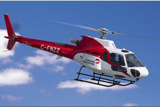 La rentabilité du spécialiste québécois du transport par hélicoptère est...